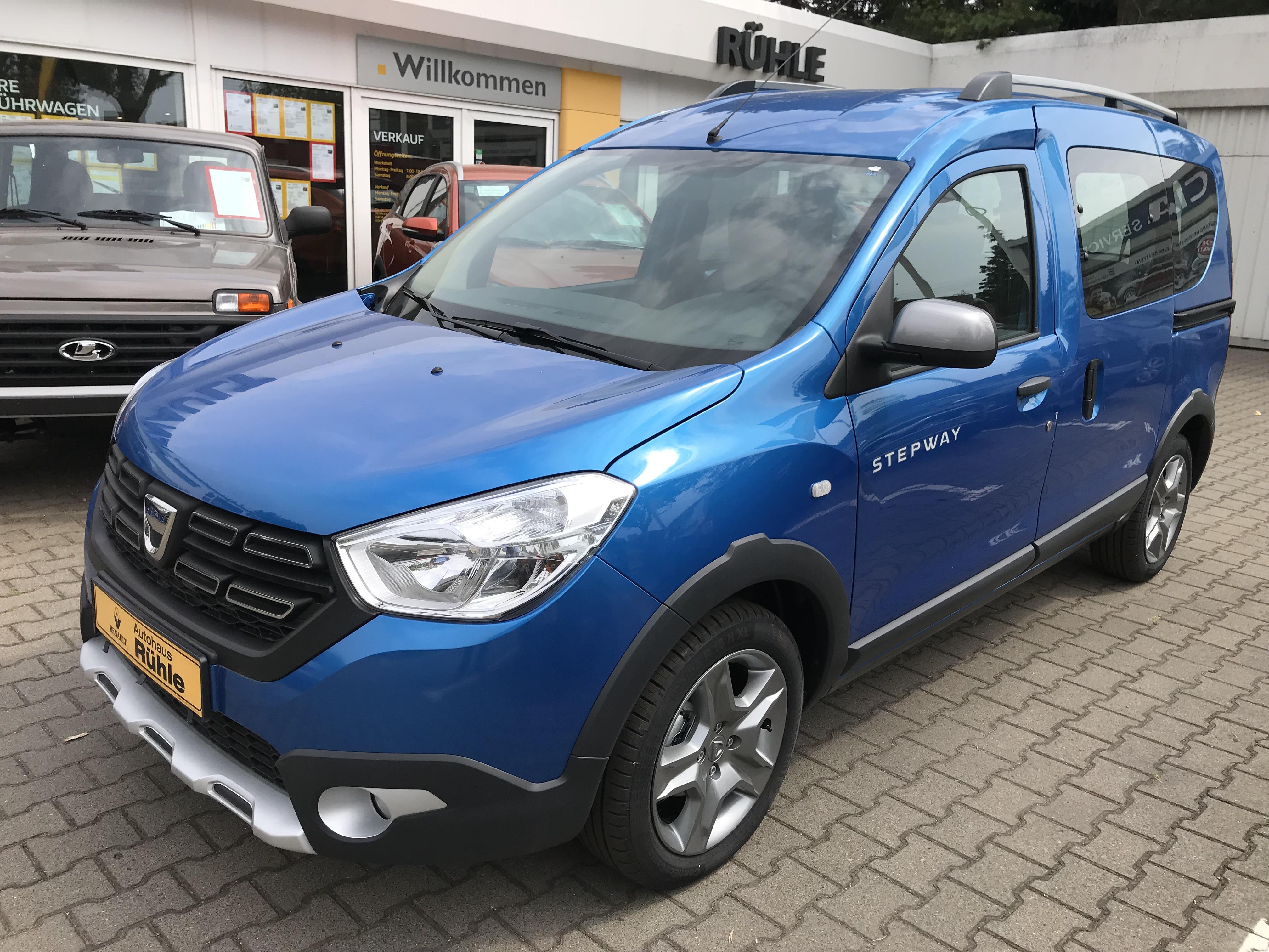 EU-NW Dacia Dokker EU