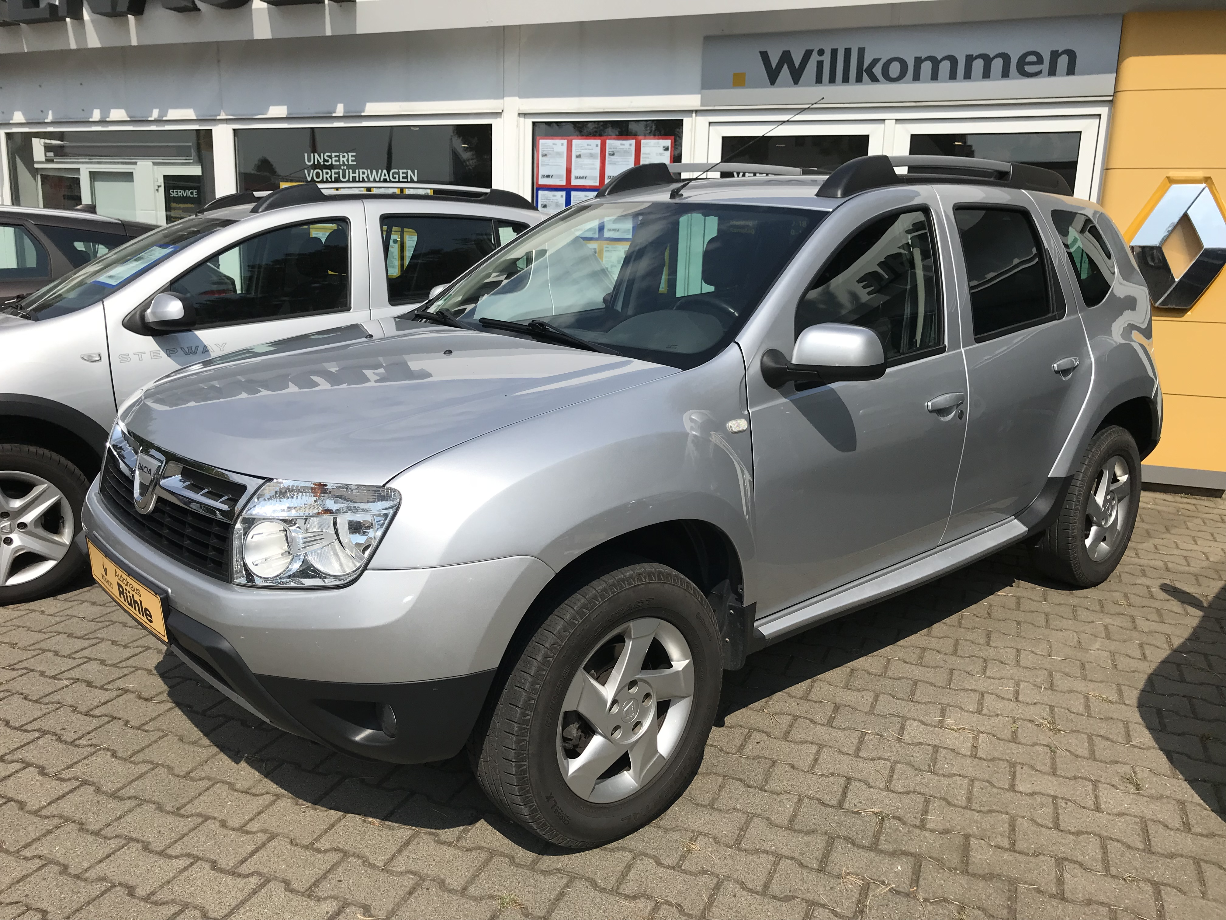Duster DCi 110