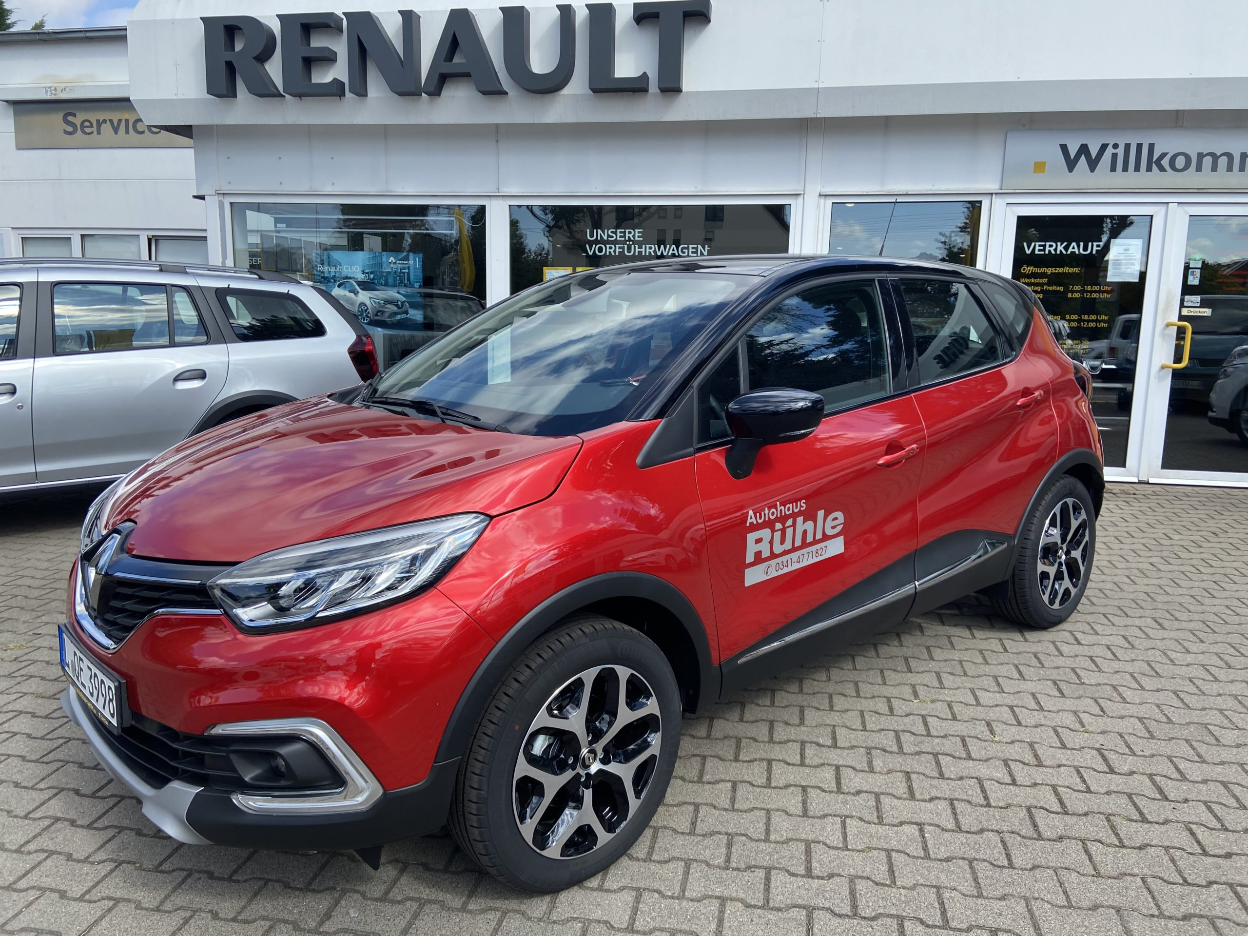 NW Captur Intens TCE90