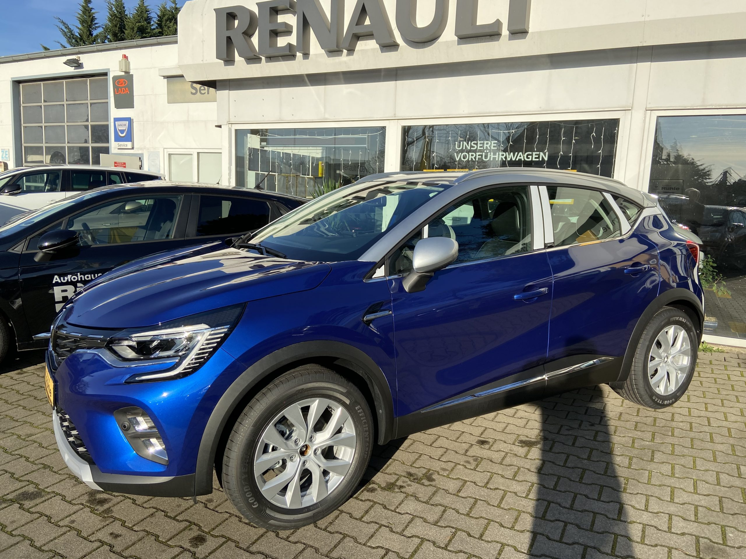 CAPTUR Intens E-Tech